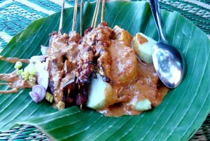sate cungkring