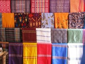 tenun ikat lombok
