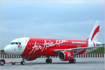 Air-Asia the marketeers