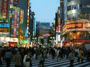 Foto 1 Tempat Belanja Populer di Jepang