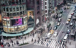 Foto 3 Tempat Belanja Populer di Jepang