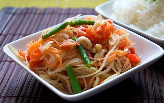 Foto 4 Makanan Kaki Lima di Bangkok