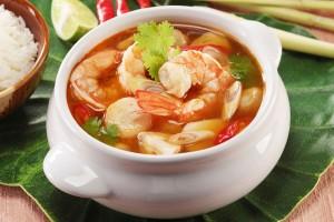 Foto 5 Makanan Kaki Lima di Bangkok