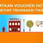 Beli Tiket Pesawat di Pegipegi Bisa Dapat Voucher Hotel!