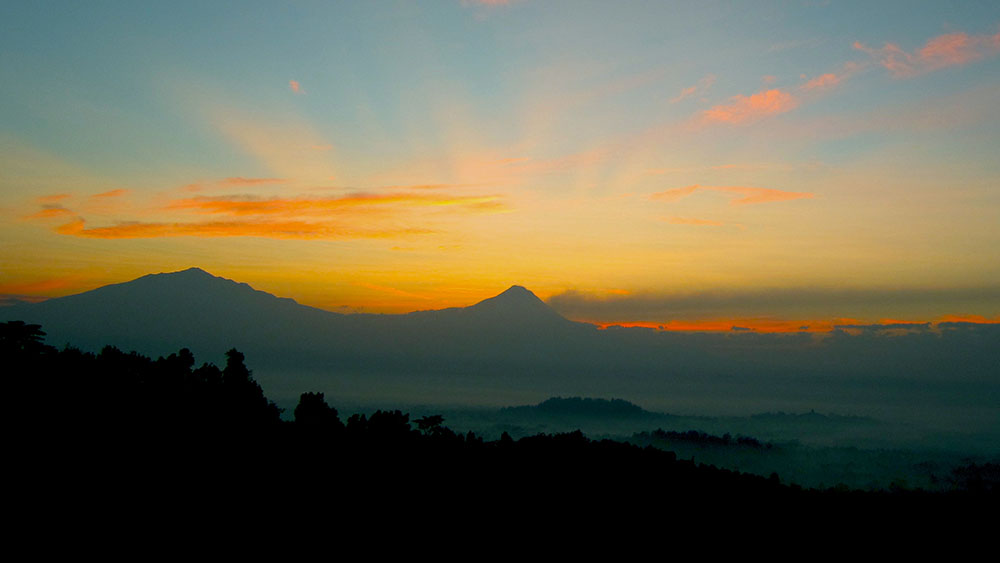 Foto 4 Sunrise Di Candi Borobudur