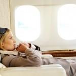 Kiat Agar Tetap Nyaman Selama Penerbangan Panjang