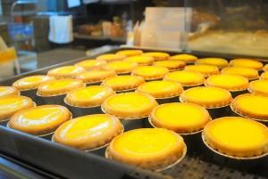 egg tart tai cheong