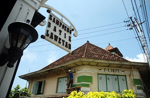 Foto 1 Jalan-jalan Ke Kampung Batik Laweyan Solo