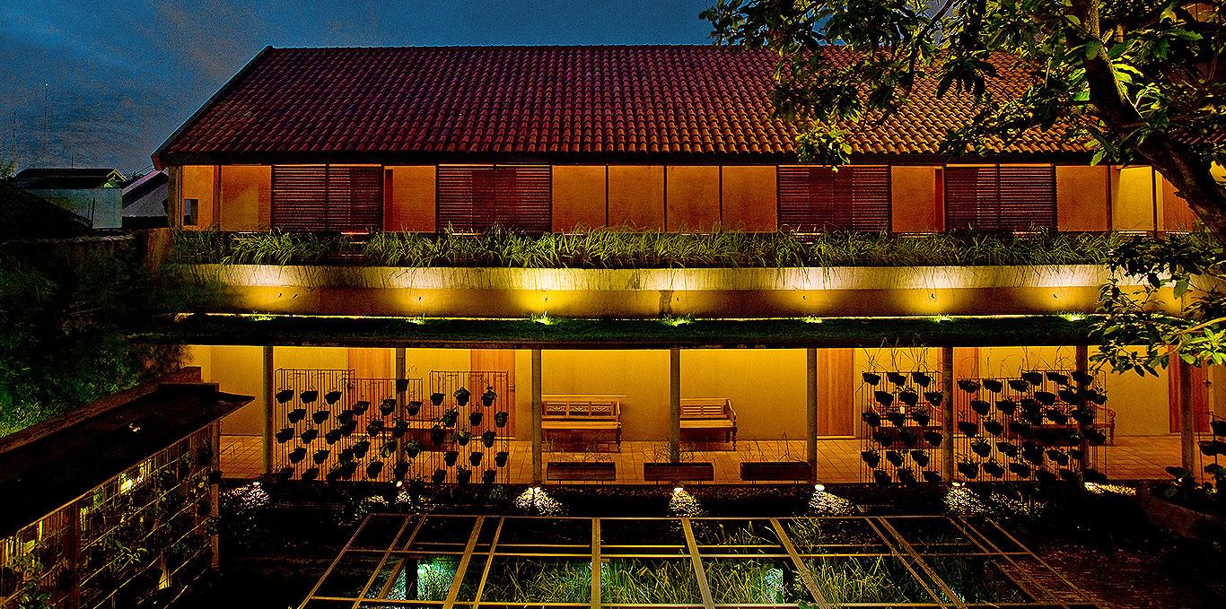 Rumah Turi, Hotel Bernuansa Alam di Solo