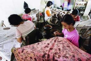 Foto 3 Jalan-jalan Ke Kampung Batik Laweyan Solo