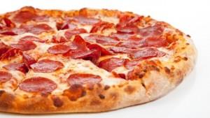 The Saltdean Sizzler Pizza