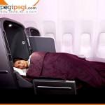 Tips Terbang Nyaman dari Pakar Traveling