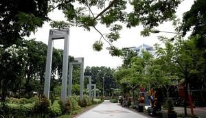 Foto 2 Taman Bungkul Surabaya