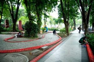 Foto 3 Taman Bungkul Surabaya