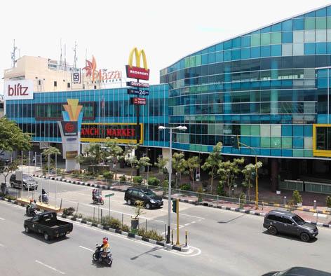 Pusat kota Balikpapan/amiuholic.blogspot.com