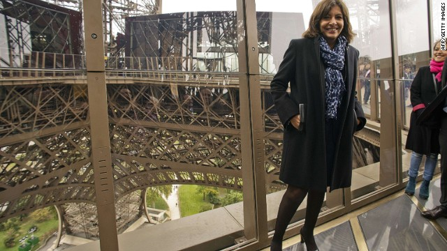 Walikota Paris, Anne Hidalgo