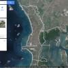 Misalkan ingin melihat daerah Kuta, Denpasar, Bali. Ketik Kuta, lalu pilih dan klik ikon kuning seperti ditunjukkan panah merah