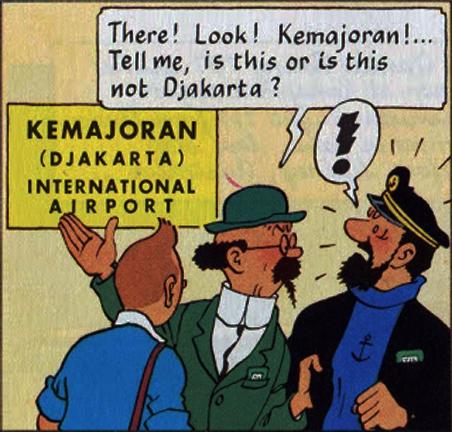 Tintin di Kemayoran | pegipegi.com