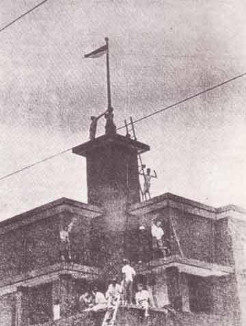 Peristiwa Perobekan Bendera Belanda pada 19 September 1945