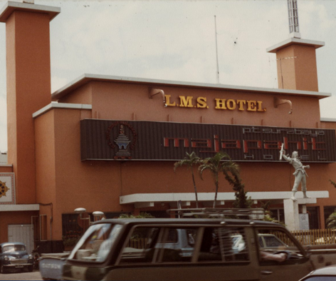Hotel LMS