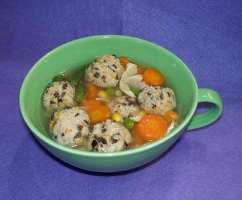 soup bakso sarang burung
