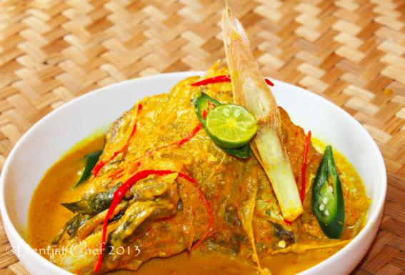 Ikan Woku Belanga
