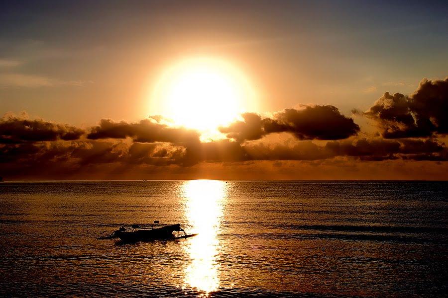 sunrise raja ampat