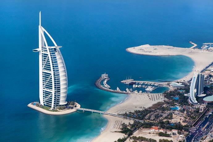 Foto 1 Destinasi Wisata Populer di Dubai