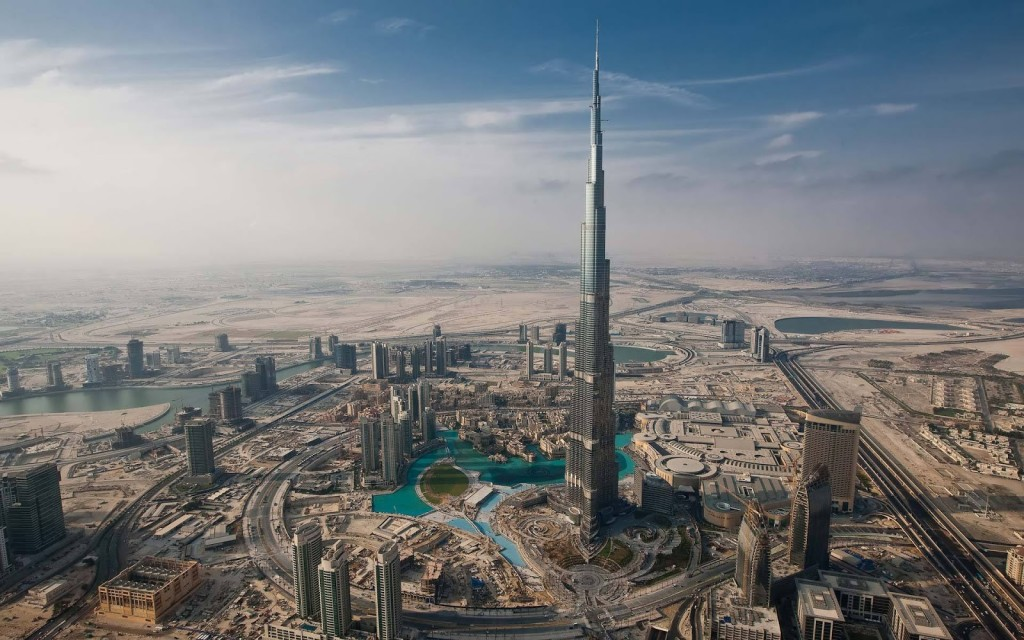 Foto 2 Destinasi Wisata Populer di Dubai