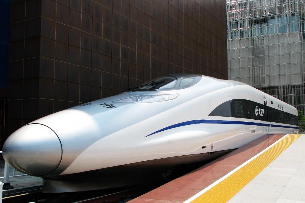 Foto 2 Kereta Tercepat di Dunia