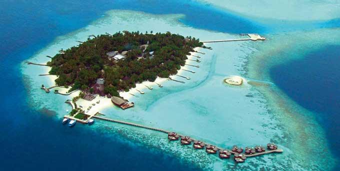Foto 2 Pantai-pantai Indah di Maldive