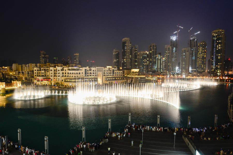 Foto 3 Destinasi Wisata Populer di Dubai