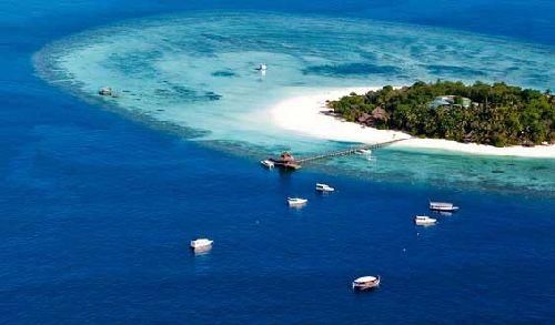 Foto 3 Pantai-pantai Indah di Maldive