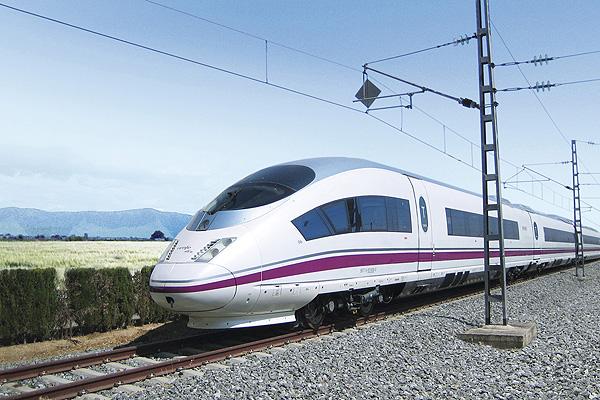Foto 4 Kereta Tercepat di Dunia
