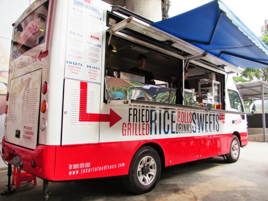 Foto 4 Rekomendasi Food Truck di Jakarta