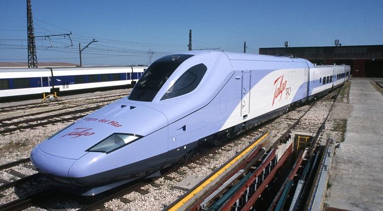 Foto 5 Kereta Tercepat di Dunia