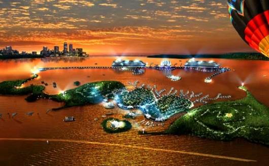 Foto 1 Eco Theme Park di Batam