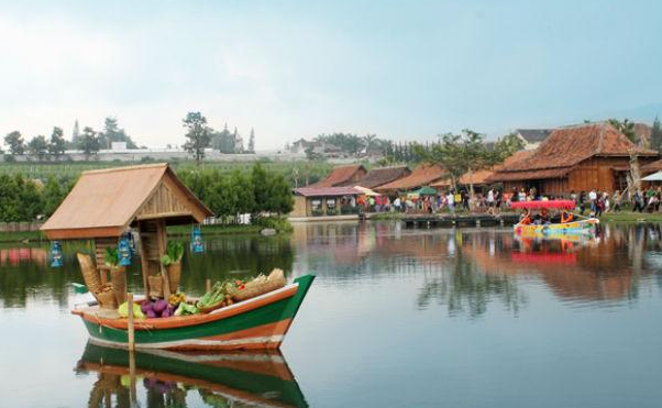 Floating Market di Lembang