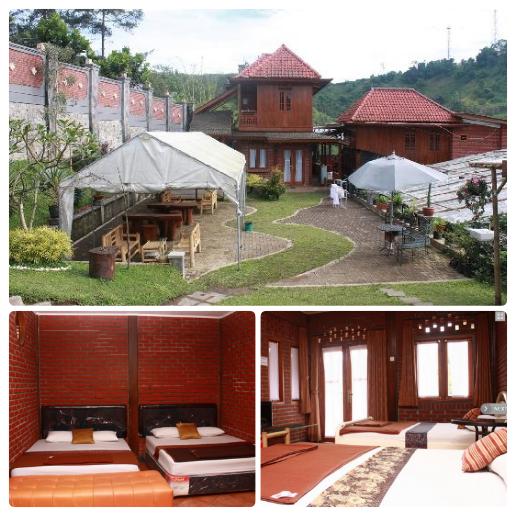 Villa Bantal Guling, Lembang