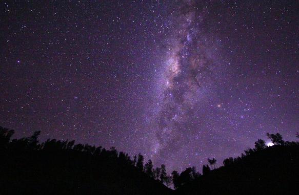 Galaksi Bima Sakti Ranu Kumbolo