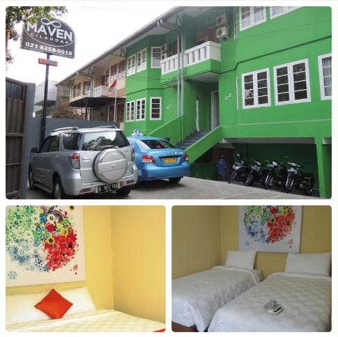 Maven Cilandak Hotel Jakarta