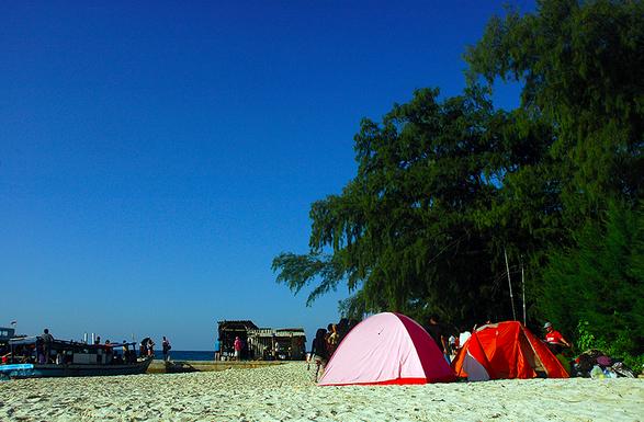 Pulau Perak Kep Seribu