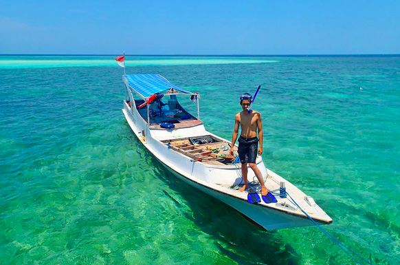 Snorkeling Gili Labak