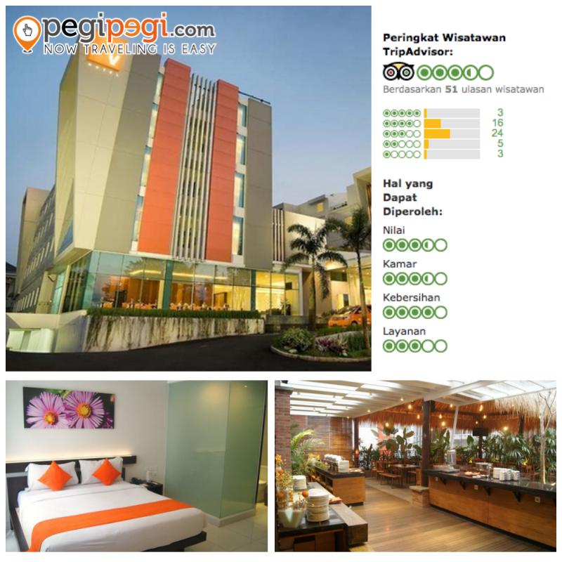 V hotel residence Bandung