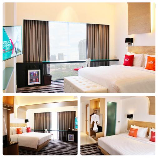 kamar 101 hotel Jakarta