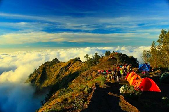 Sembalun Gunung Rinjani