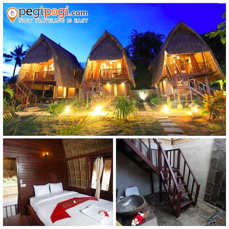Abian Huts Lembongan Bali