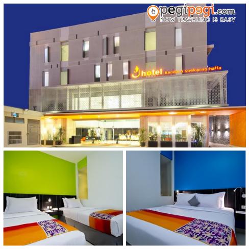 J Hotel Bandara