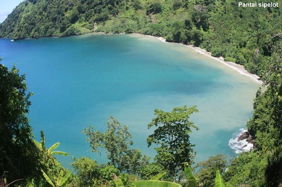 destinasi wisata Pantai sipelot malang