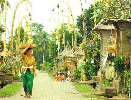 Merasakan Kentalnya Adat Bali Di Desa Adat Penglipuran